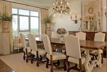 Dining Room Ideas / by Sharon Mihalsky