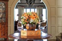 Entry, Foyer, and Hallway Ideas / by Sharon Mihalsky