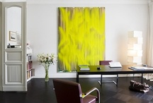 home decor. / home decor and interior spaces / by Linda Mitchell