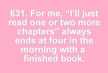 Bookworm  / by Maura Jane