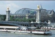 Paris - City of Light / 1800 monuments historiques. / by martine besseteaux