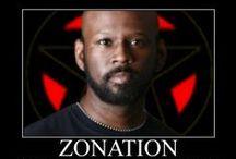 ZONATION / by Casey Gabriel