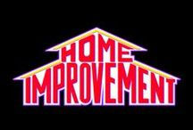 DIY HOME IMPROVEMENT INFOGRAPHICS / by Casey Gabriel