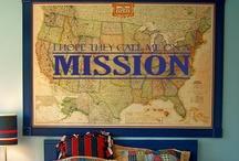 Judah Room Ideas / by Chrissy Robbins Gavin