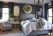 decor   bedroom / by Melissa Dunlap