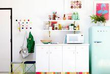 decor   kitchen / by Melissa Dunlap