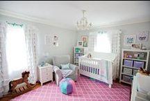 decor   nursery / by Melissa Dunlap