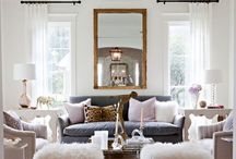 decor   living room / by Melissa Dunlap
