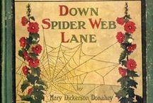 Spider Webs / by Terri Kroth