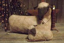 Primitive Sheep / by Terri Kroth