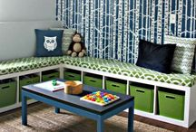 decor | playrooms & kid inspired / by Melissa Dunlap