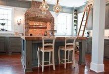 Dream Home Design - Kitchen / by Ashley Martin