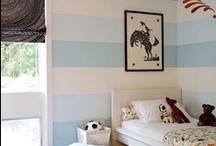 Kids Bedroom / by MyUrbanChild