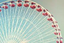 Ferris wheel / by usagi nomedama