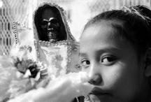 La Santa Muerte / by usagi nomedama