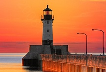 Lighthouses / by MaryAnn Capley-Terry