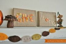 Giving Thanks: Thanksgiving Ideas for Kids / Ideas for giving thanks and celebrating Thanksgiving with kids, including printables, crafts, books, and many more activities for Thanksgiving. / by Melanie Edwards/modernmami