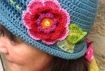 Crochet- Wearables / Clothing, hats, scarves and slippers for teens and adults. / by Deana Irvine