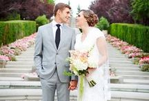 REAL WEDDING | Alex and Nate / Alex and Nate | Salt Lake City Utah Wedding and Bridal Photography / by Abbey Kyhl