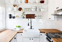 Kitchen Ideas / by Mimi