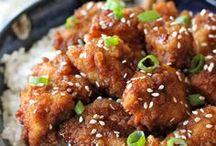 Asian Recipes / by Mimi