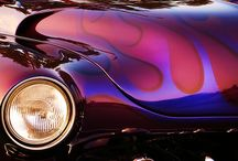 MY METAL OBSESSION / I like anything with an engine and a killer paint job! / by Anitra Mecadon