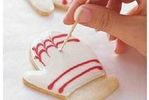 sugar cookie decorating ideas / by Pangea Handmade