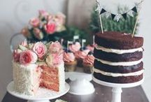 Cake Inspiration / by Amy Dalrymple
