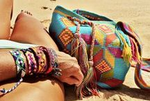 Beach Accessories / For more style inspiration visit www.tangerstylemaker.com / by Tanger Outlets