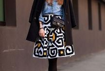 Bold Fall Prints / For more style inspiration visit www.tangerstylemaker.com / by Tanger Outlets
