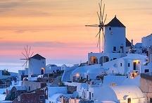 Isle of Greece ♥ / by ♛ ℛღda Ⓙane ♛