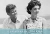 Kennedy 50 Years Later / This year, 2013, marks the 50th anniversary of the assassination of JFK and the end of Camelot. Here are some of the newest books on the life and death of our 35th president.  / by Olathe Public Library