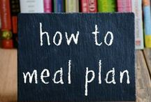 Meal Planning / Dinners / by Michelle B
