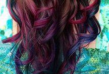 hair / by Cara Cobb