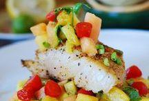 Fish / by JG's Food & Recipe Board