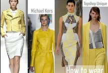 Spring Summer 2013 trends / by 40PlusStyle / Sylvia