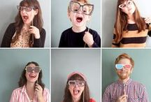 Photo booth ideas / by Kymberlee Stockmaster Wood