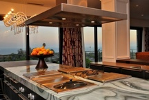 Pretty Kitchens / Wonderful spaces to make your food and enjoy good company. / by BedandBreakfast.com