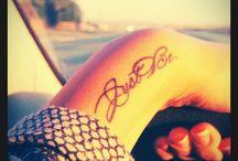 Tattoos / by Amanda Williams