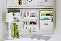 Organize/Clean / Tips and tricks for keeping living spaces beautiful. / by BedandBreakfast.com