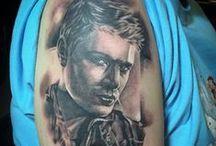 Tattoos / by Jennifer Pellek Hoffman