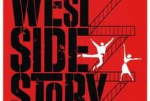 West Side Story / Ideas for Spring production 2015 / by Kathy Wesson