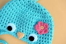 Crafty: Crochet hats / by The Hip Housewife | Rachel Viator