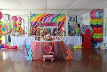 Theme Parties / by Brittany Hinkley