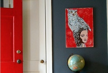 Color Palette: Seeing Red... / by The Hip Housewife | Rachel Viator