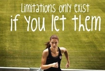 Fitness Motivation / by Clare Warden