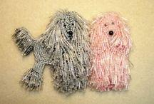 Bead Embroidery / by Scheri Manson
