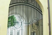 Coolest Doors and Gates / by Connie Stennes