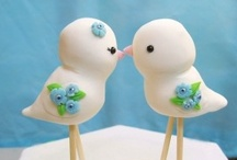 CAKE TOPPERS / by Ellen Graham