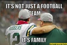 Bleed Green and Gold / All things dedicated to the greatest team in the NFL - the Green Bay Packers! / by Rusty Dreams